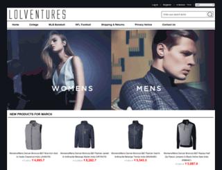 lolventures.in screenshot