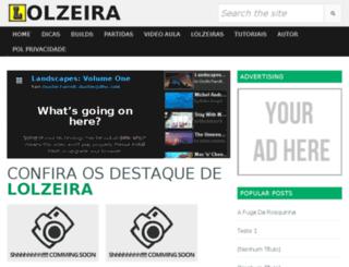 lolzeira.com screenshot