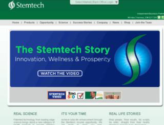 loman85.stemtech.com.gh screenshot