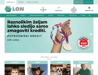 lon.si screenshot