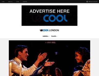 london.lecool.com screenshot