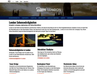 london.sehenswuerdigkeiten-online.de screenshot