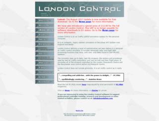 londoncontrol.com screenshot