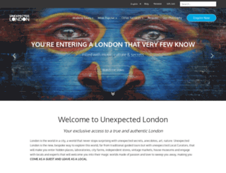 londonfitnesstour.com screenshot