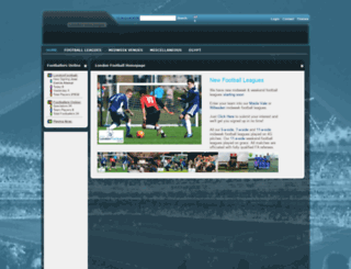 londonfootball.co.uk screenshot