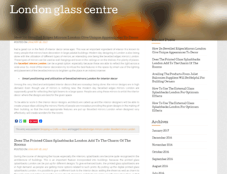 londonglasscentre.bcz.com screenshot