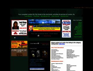 londonky.com screenshot