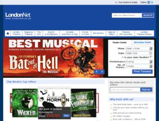 londonnet.eolts.co.uk screenshot