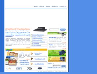 londonwebcity.com screenshot