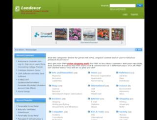 londovor.com screenshot