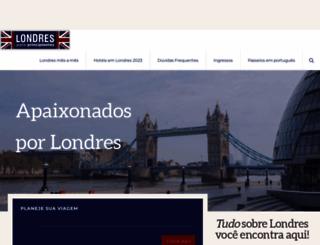 londresparaprincipiantes.com screenshot