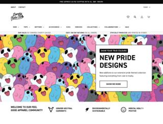 lonelykidsclub.com screenshot