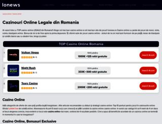 lonews.ro screenshot