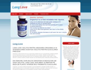 long-love.ro screenshot