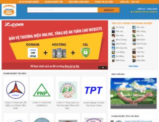 longan.vietnamnay.com screenshot