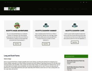 longandscottfarms.com screenshot