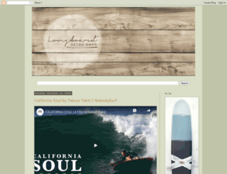 longboardretrodays.blogspot.com screenshot