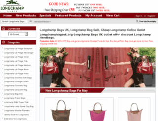 longchampbagsuk.org screenshot