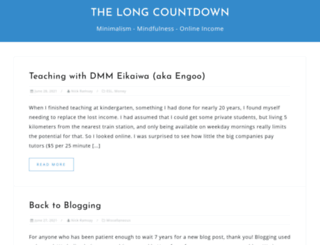 longcountdown.com screenshot