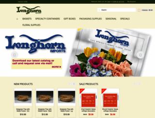 longhornimports.com screenshot