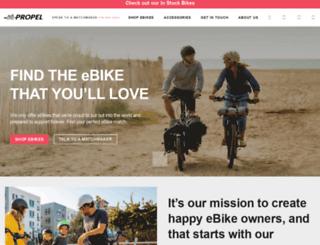 longislandelectricbikes.com screenshot