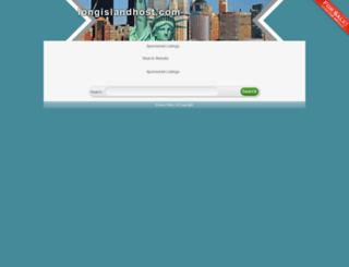longislandhost.com screenshot