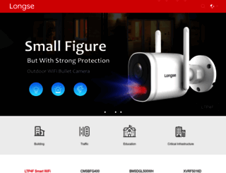 longse.com screenshot