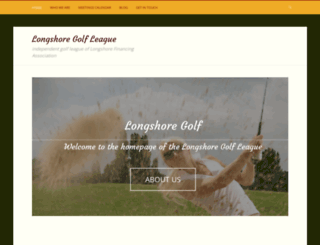 longshoregolf.com screenshot