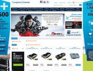 longview.com.mx screenshot