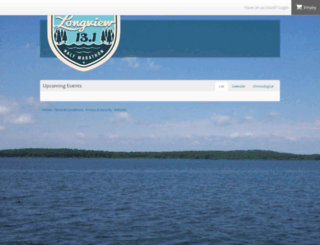 longviewhalfmarathon.ticketsocket.com screenshot