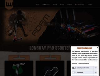 longway-sports.com screenshot