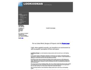 look4ideas.com screenshot