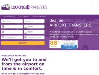looking4transfers.com screenshot