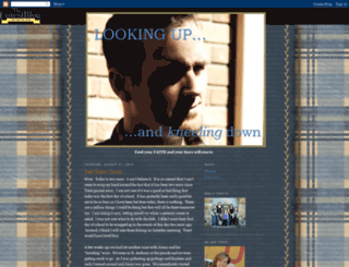 lookingupandkneelingdown.blogspot.com screenshot