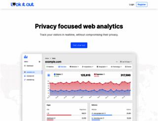 lookitout.com screenshot