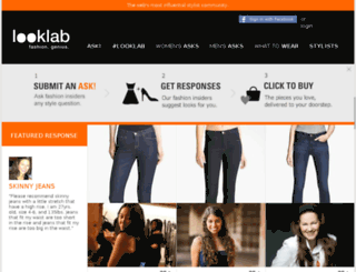 looklab.com screenshot