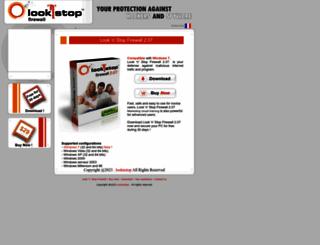 looknstop.com screenshot
