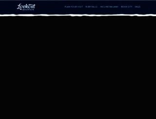 lookoutmountain.com screenshot