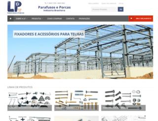 lookplast.com.br screenshot