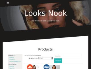 looksnook.com screenshot