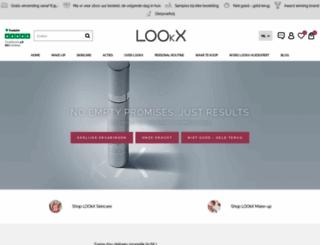 lookx.com screenshot