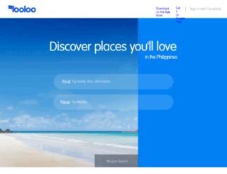 looloo.ph screenshot