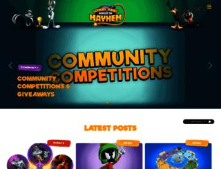 looneytuneswom.scopely.com screenshot