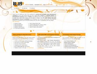 looogo-web.com screenshot