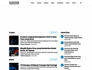 loop.co.id screenshot