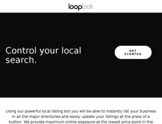 loopbot.com screenshot