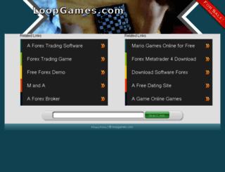 loopgames.com screenshot