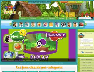 loopio.fr screenshot