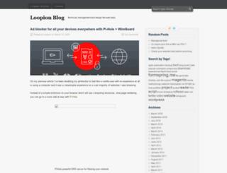 loopion.com screenshot