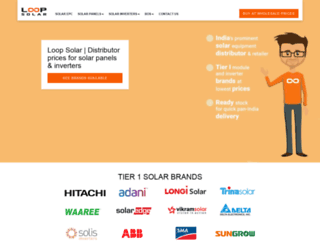 loopsolar.com screenshot